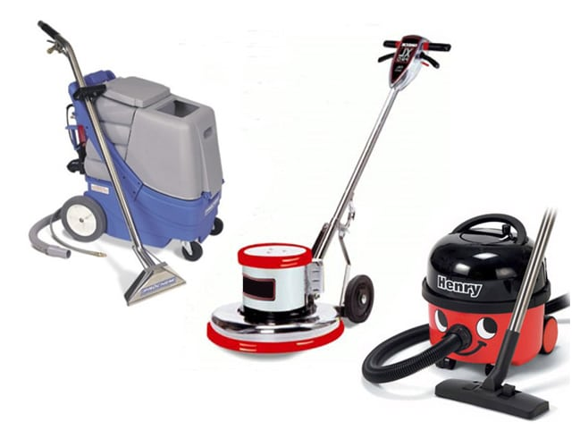 commercial cleaning - office & contract