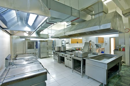 Deep Cleaning For Catering Establishments