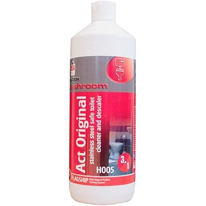 Act Original Toilet Cleaner 1L (H005) Image