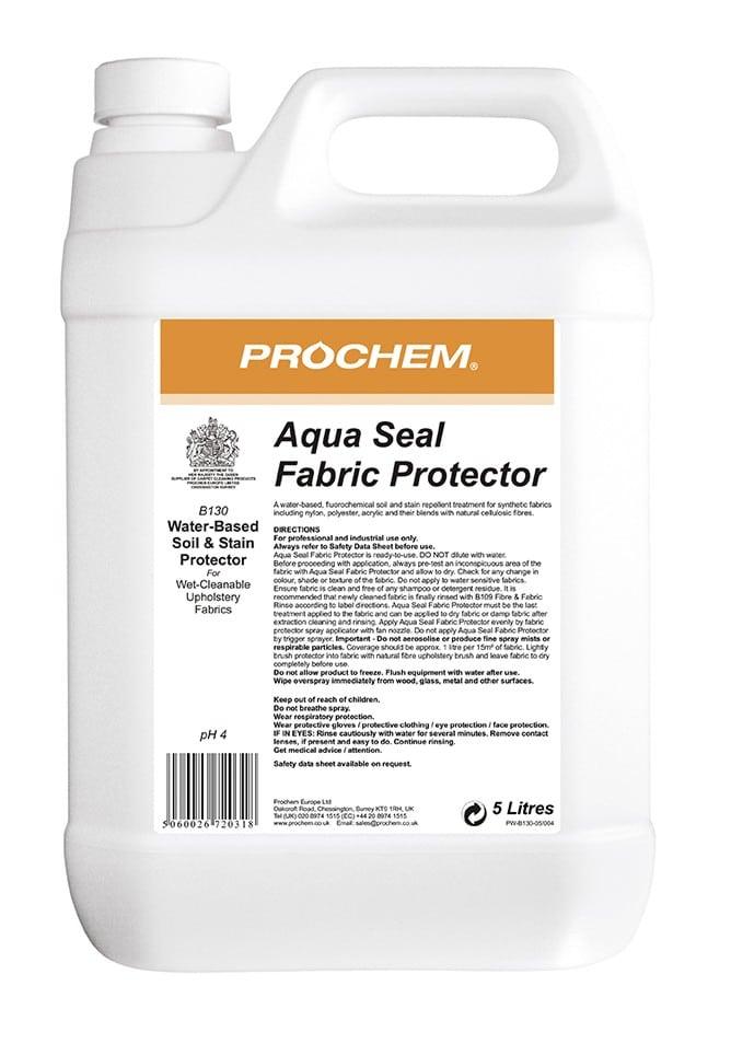 Aqua Seal Fabric Protector 5L (B130) Image