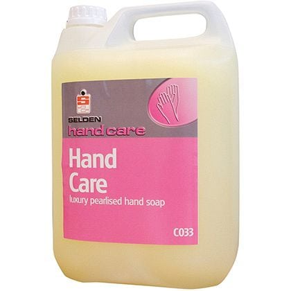 Hand Soap 5L (Yellow- C033) Image