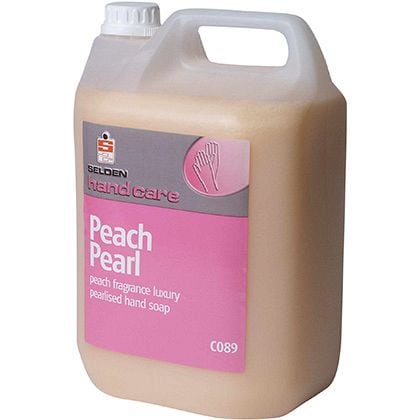 Peach Hand Soap (C089) Image