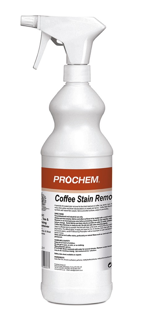 Coffee Stain Remover (B195) Image