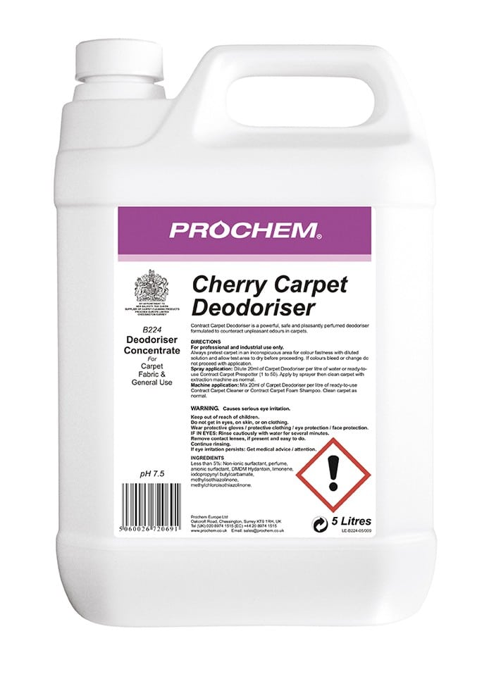 Cherry Carpet Deodoriser (B224) Image