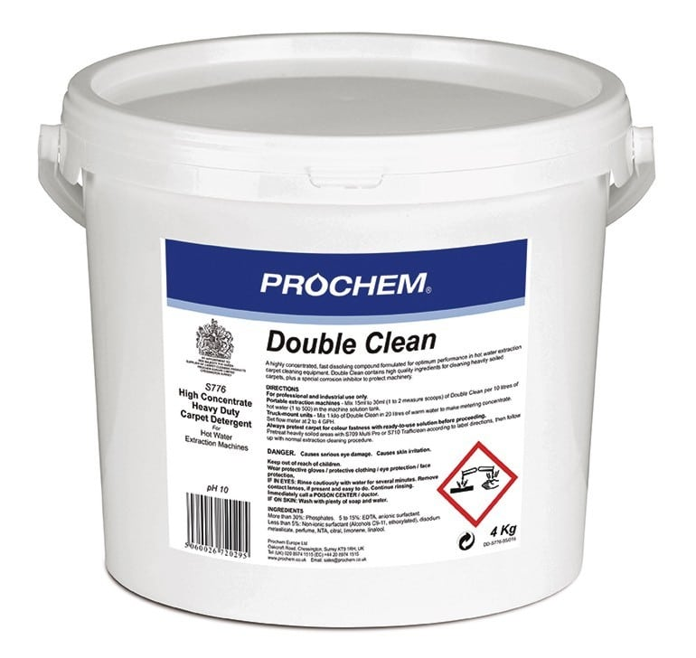 Double Clean - 4 Kilo (S776) Image