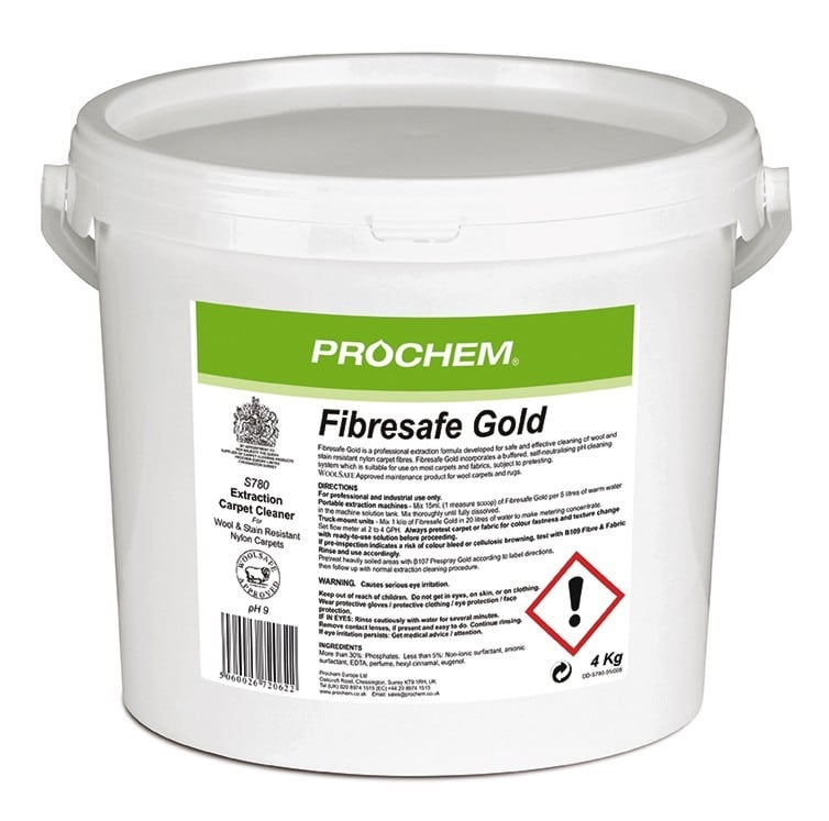 Fibresafe Gold - 4 Kilo (S780) Image