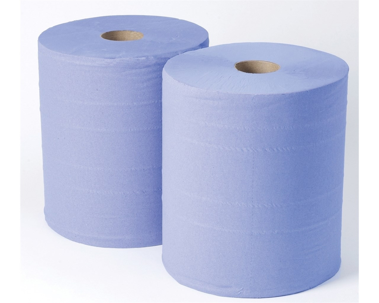 Industrial Wiping Roll Blue Image