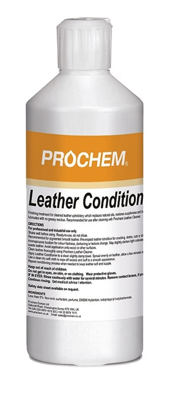 Leather Conditioner 500ml (E675) Image