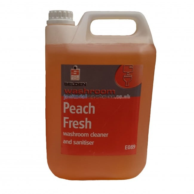 Peach Fresh 5L - E089 Image