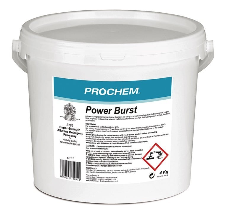 Power Burst - 4 Kilo (S789) Image