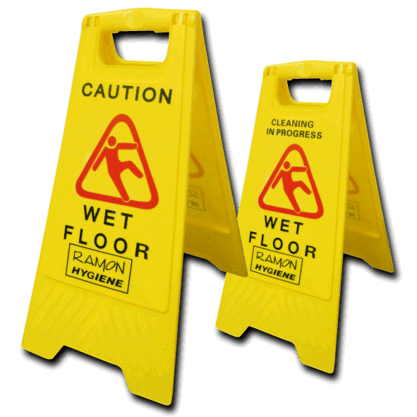 Wet Floor Signs (WET01) Image