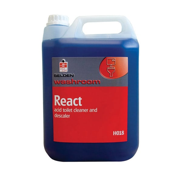 React Toilet Cleaner5L - H018 Image