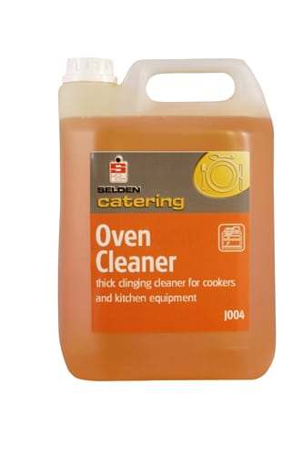 Oven Cleaner 5L - J004 Image
