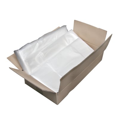 Clear Recycle Sacks (200) (CLE10) Image