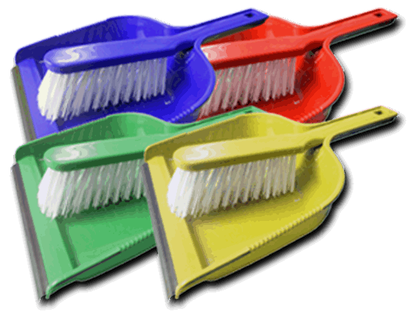 Dustpan & Brush Set Image