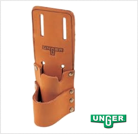 Leather Squeegee Holder Image