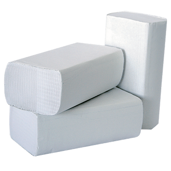 Z/Fold Paper Towel White 2Ply (HT8301) Image