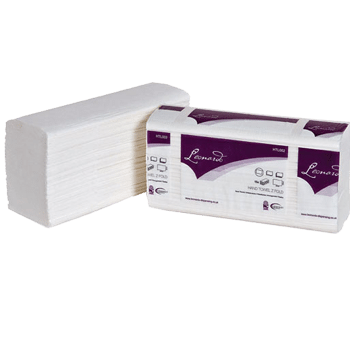 Luxury Z/Fold Paper Towels White (HTL002) Image