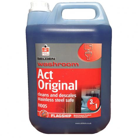 Act Original Toilet Cleaner 5L Image