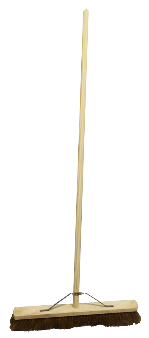 Wooden Broom Head 24 inch (with stale) Image